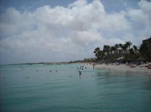 Beach shot 1