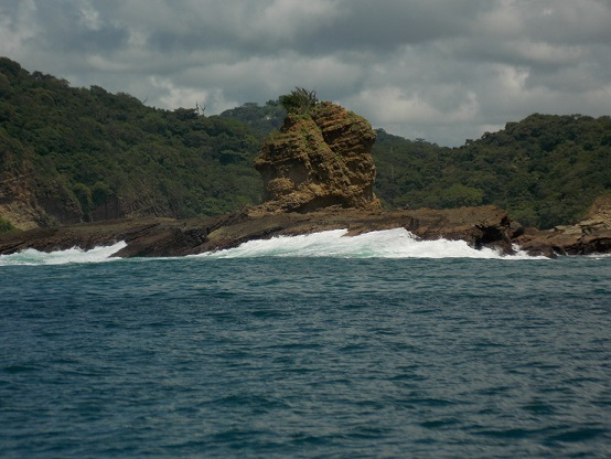 nicaragua shore line