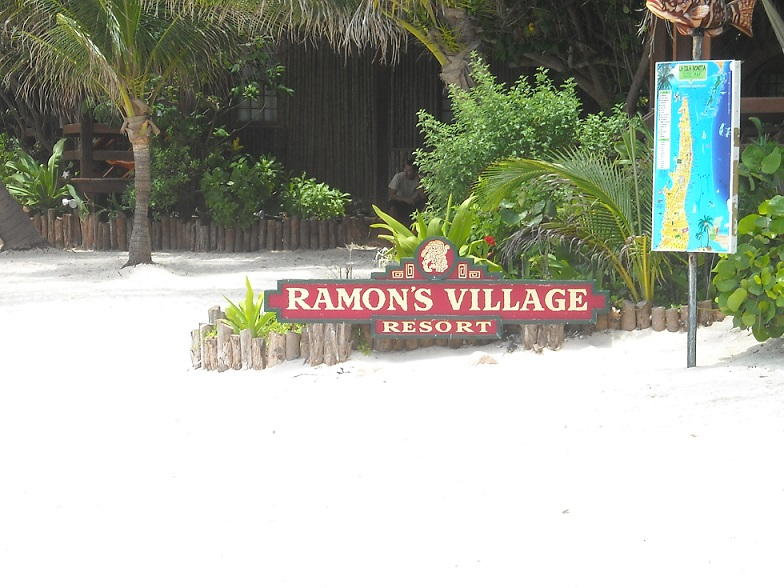 Ramon's Village Resort sits on the beautiful waters of the Caribbean
