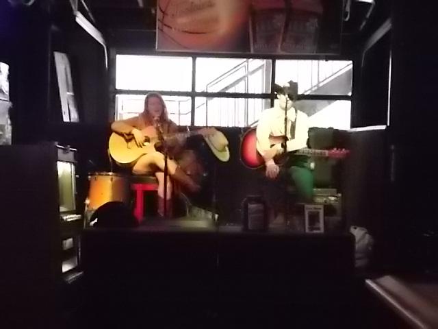 DT Nashville Tootsies Bar Inside Back Bar Stage