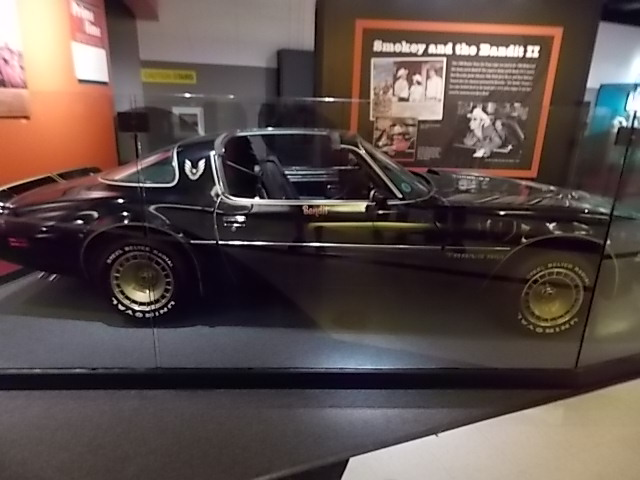 m country music hall of fame trans am smokey and the bandit 1 you me and the dock. Black Bedroom Furniture Sets. Home Design Ideas