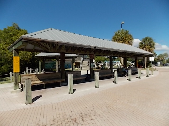 lovers key state park Trolley main stop