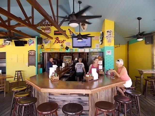 SOB Bar area 1