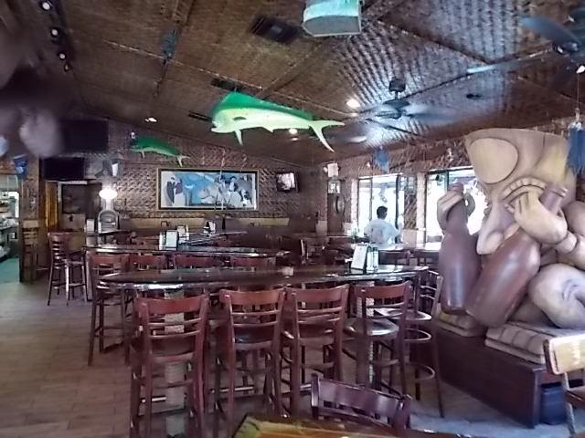 Yucatan back dinning area