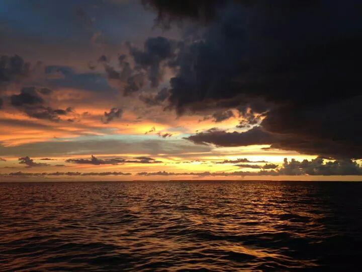 Estero Bay sunset-Used
