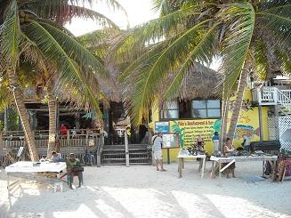 ISLAND INVASION 2018 LAUNCH PARTY INSIDE FIDOS SAN PEDRO ...  |Fidos San Pedro Belize