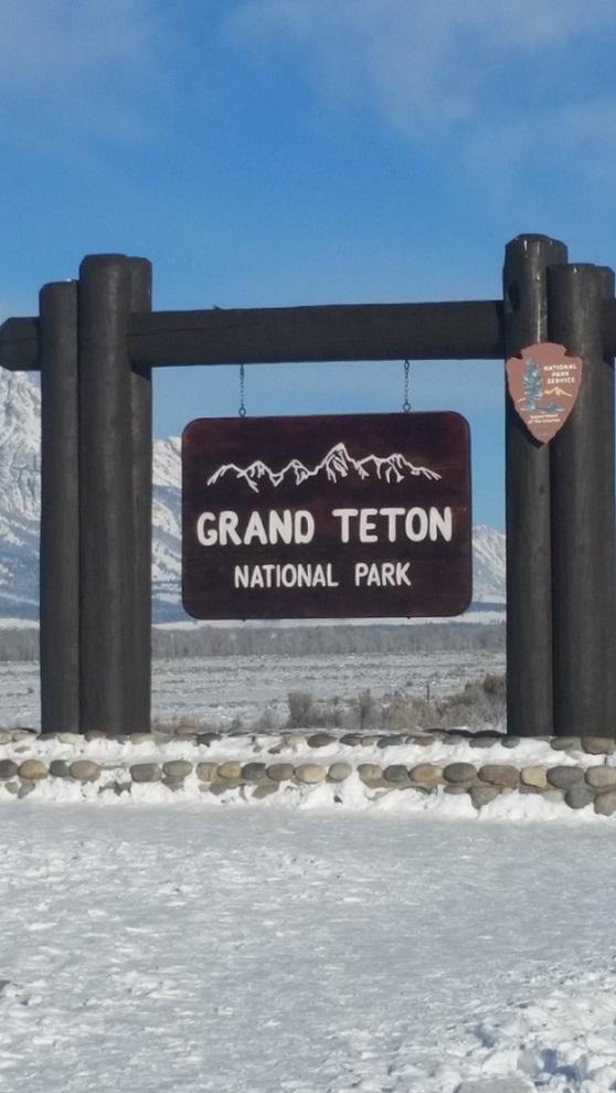 Grand Titon Sign