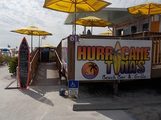 Hurricane Tina's Sign 2