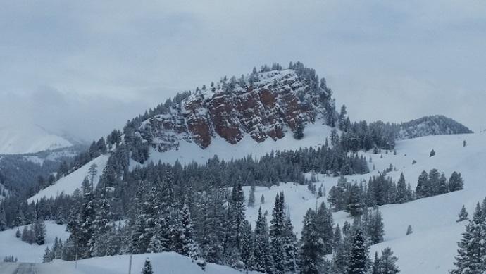 wyoming Red Mountain 1