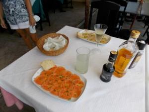 Elio Restorante Food