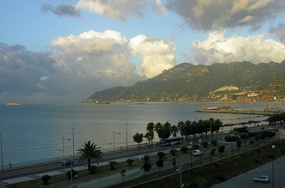 Bay of Salerno Amaifi