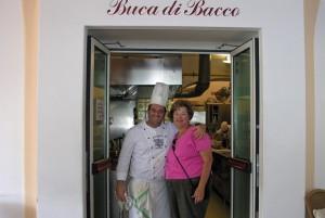 Buca di Bacco Restaurant
