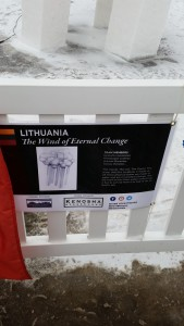 Luthuania Sculpture