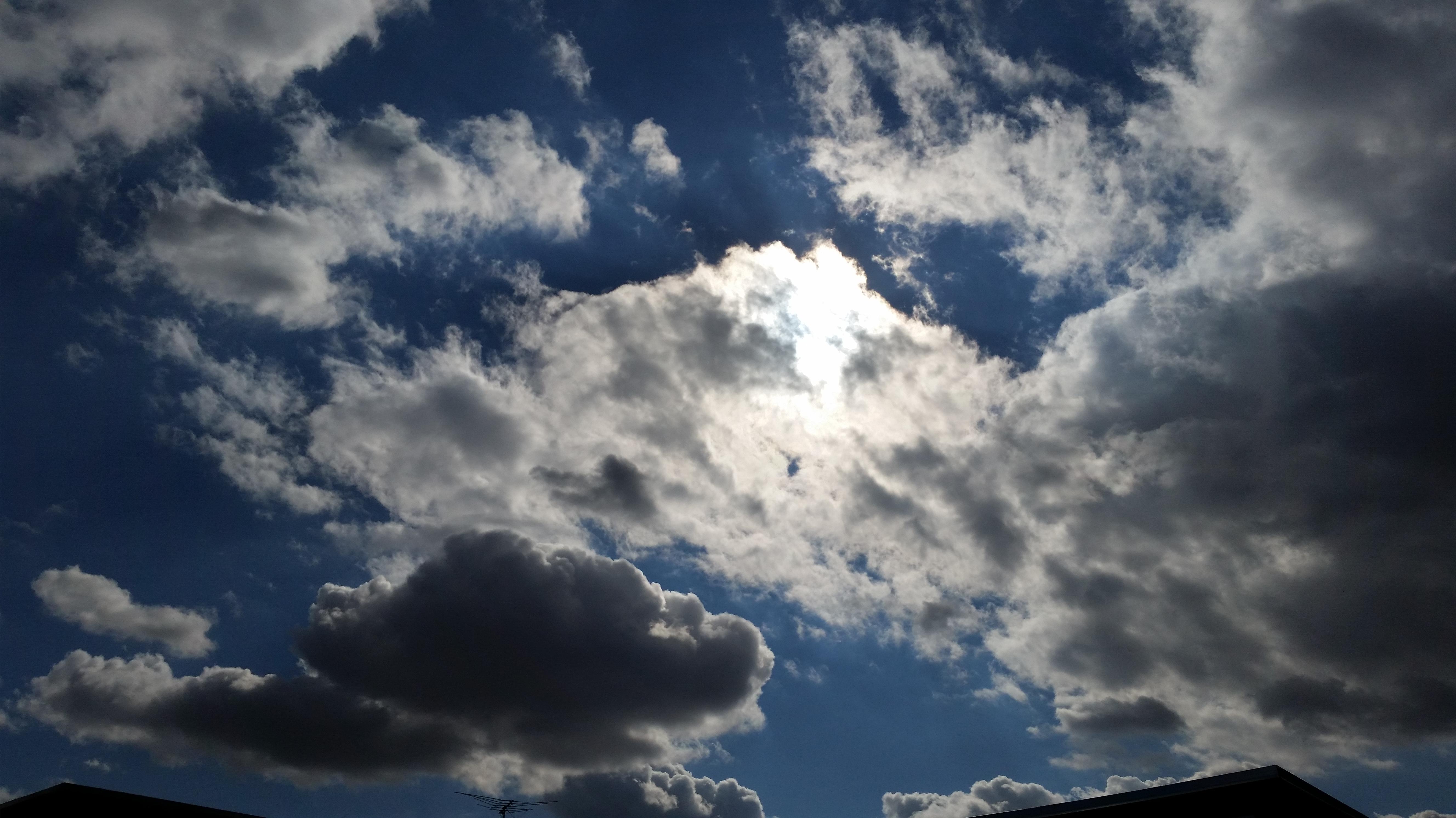 NEW Puff Clouds Greeley Brian Hockley