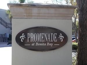 Promenade Sign 1