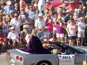 Ft Myers Beach Shrimp Festival Queen