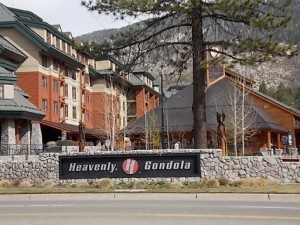 Heavenly Gondola sign