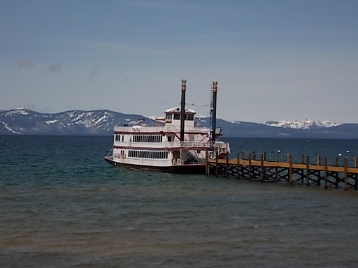 Lake Tahoe Boat Pic 1