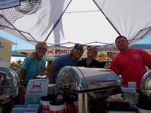 TOFMB Pinchers crew