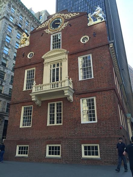 The Boston Massacre Building