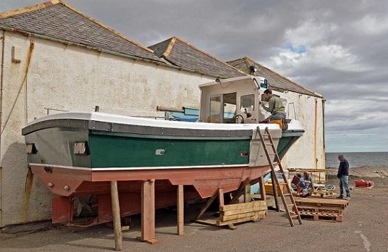 4 Boat repair