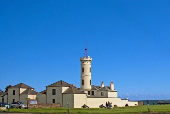 7 Steel Lighthouse