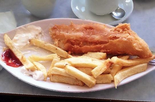 8 Fish & Chips