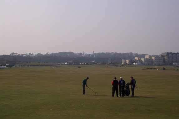 Pic 3 - Golf Links