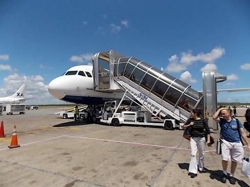 AIRPLANE DEPART 2