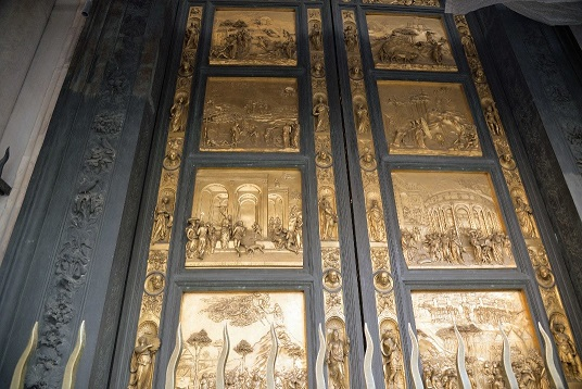 PIC 3 GOLD DOORS