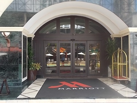 Marriott Entry