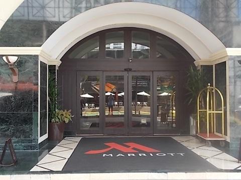 Marriott Entry