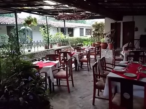 Ricon Vallero Hotel Restaurant 3