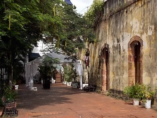 Casco Viejo old building coverted 2