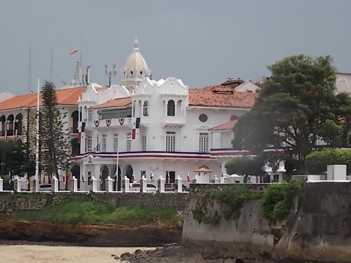 President of Panama House 2