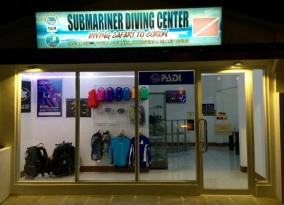 philippine islands dive shop