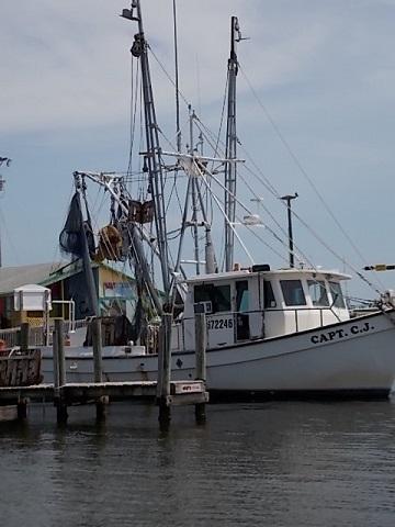 FISHING TRAWLER 2