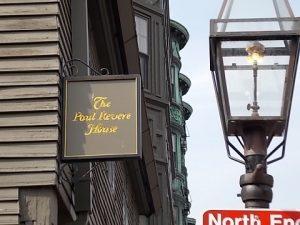 PAUL REVERES HOUSE 1