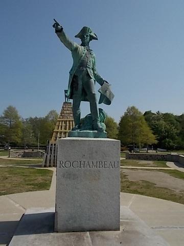 ROCHAMBEAU MEMORIAL PARK 1