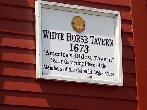 WHITE HORSE TAVERN 1