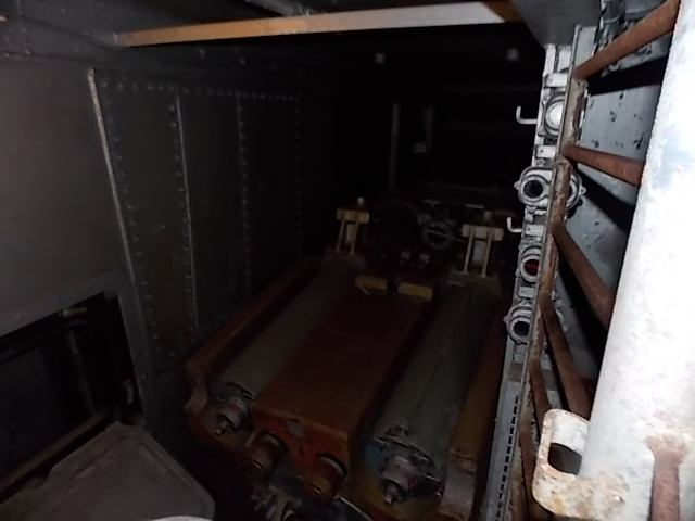 Inside the 16 inch turret 2
