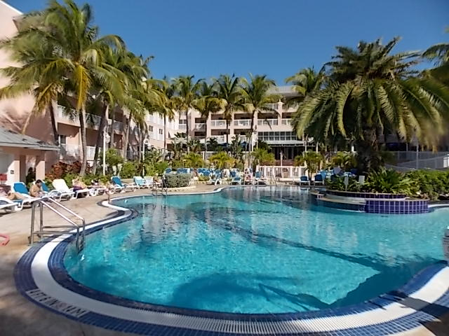 Key West Double Tree Resort