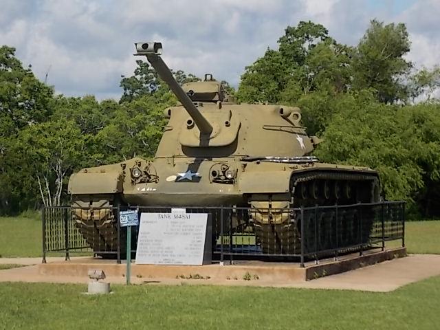 M48A1 Tank