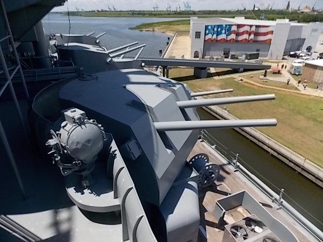 USS AL 38 cal 1