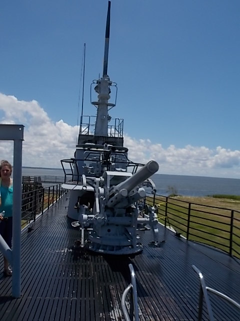 USS Drum Sub outside 3