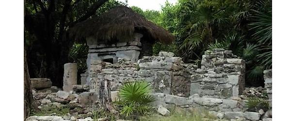 neighborhood ruins