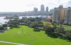 St Petersburg Floridas Downtown