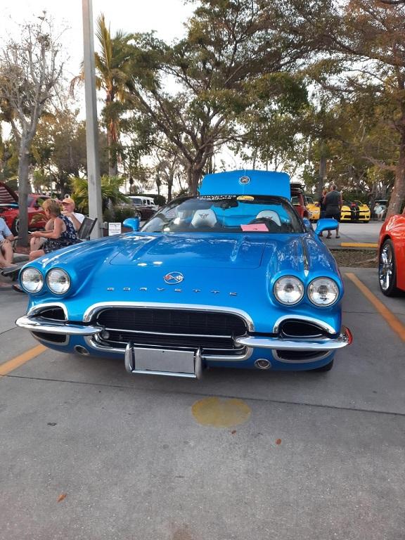 open car show