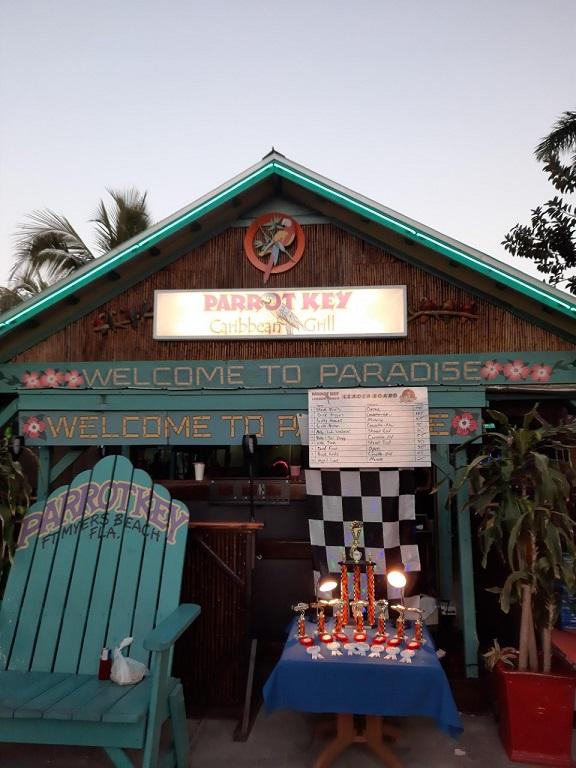 Parrot Key's Open Car Show