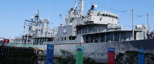USS JP Kennedy